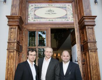 Nowe miejsce: Stary Dom – restauracja Piotra Adamczyka