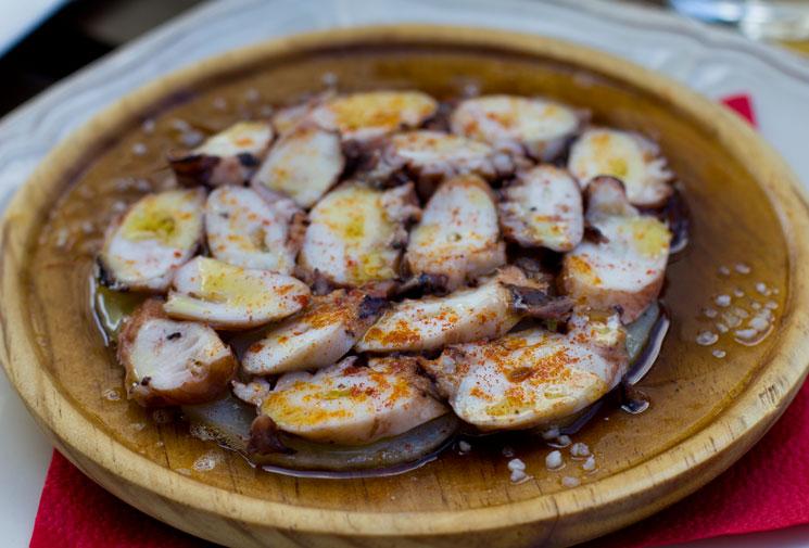 La Iberica – kulinarna wyprawa z GPSem
