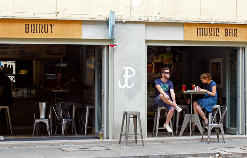 Beirut: Bliski Wschód na Poznańskiej