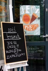 Latawiec brunch Warszawa