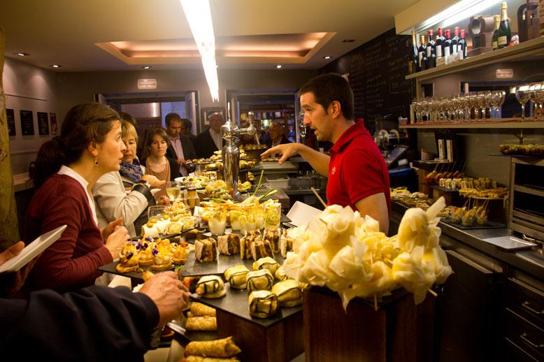 San Sebastian Bar Zeruko