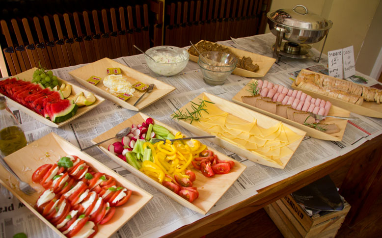 Wrzenie Świata Śniadanie