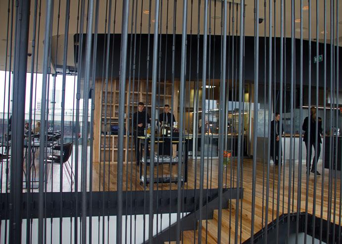 Concept 13 wnętrze
