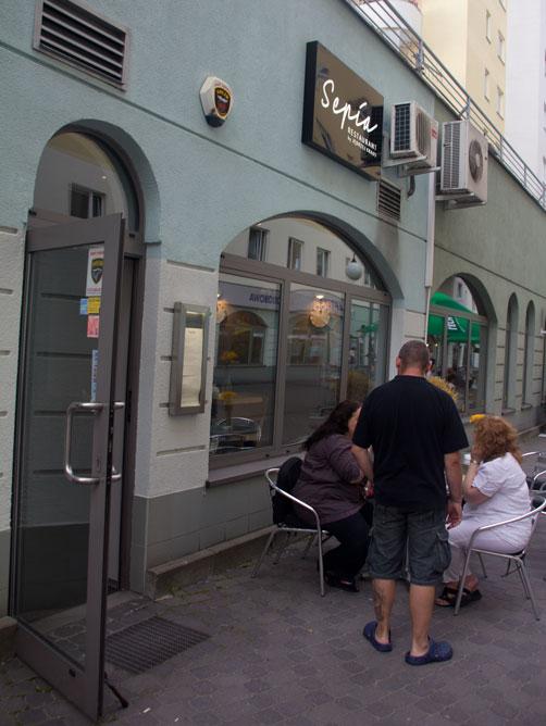 Sepia restauracja