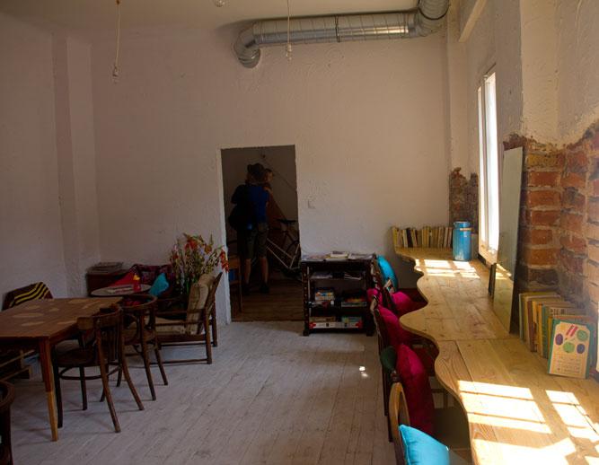 WarsandSawa kawiarnia
