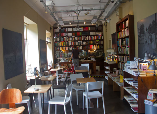 Wrzenie Świata kawiarnia księgarnia