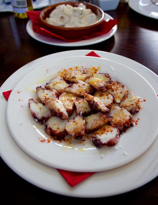 Espana restauracja
