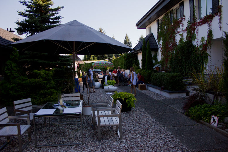 restaurant day Milanowek garaż 108