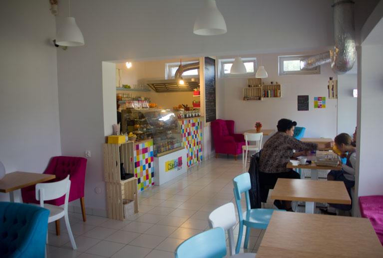 Ciekawa Cafe Bemowo