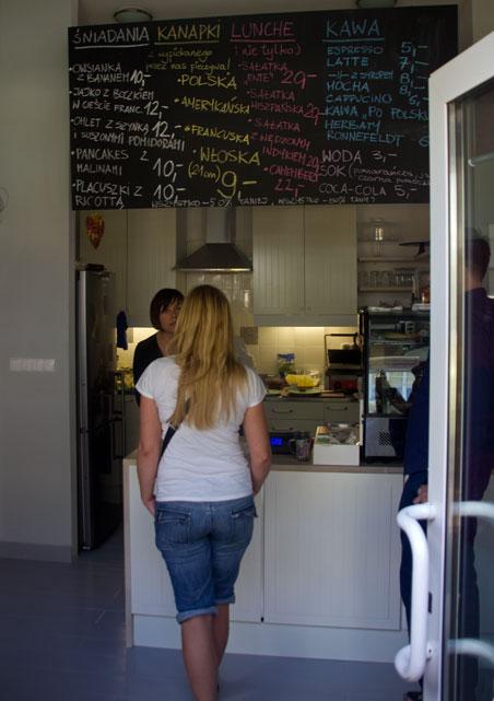 Ente Cafe Wola