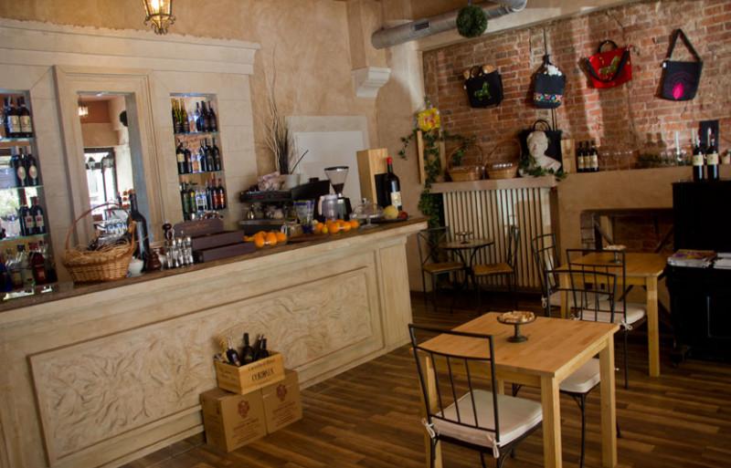 Cafe d'Arte – Ochota po włosku