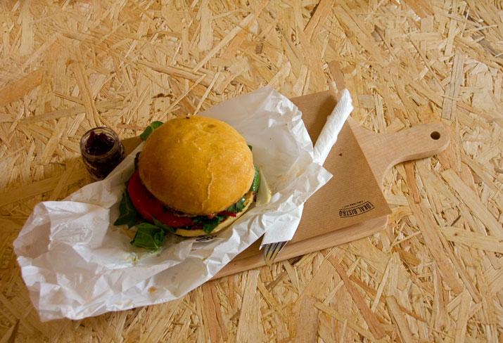 Lokal Bistro burger