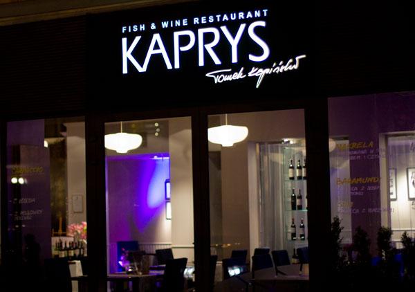 Kaprys Restauracja