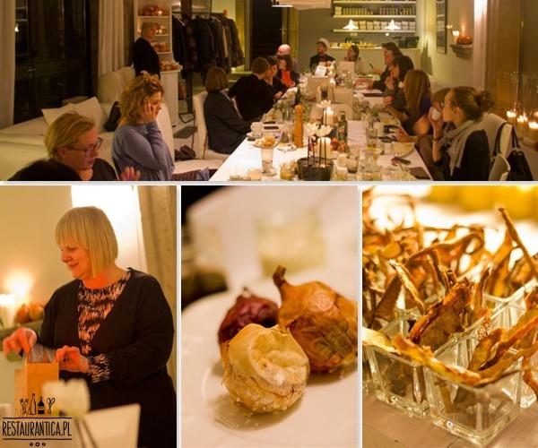 Food i Design w Qchni Artystycznej