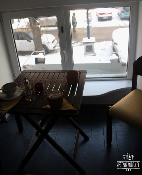 Wiatraki Dwa kawiarnia
