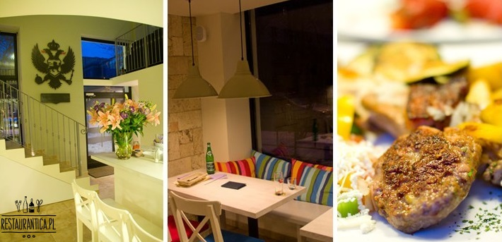 Montenegro restauracja