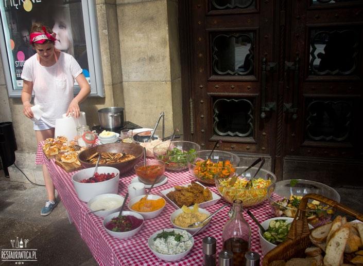 Bar Studio, czyli śniadanie w moim Pałacu