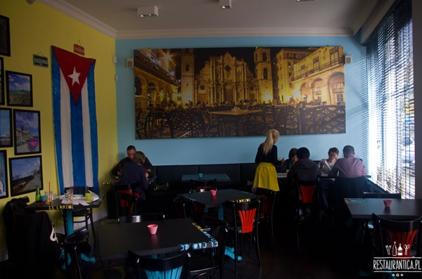 El Caribe – restauracja kubańska