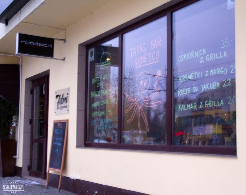 Tapas Bar Romesco