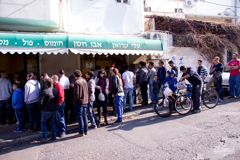 Abu Hassan hummus Tel Aviv