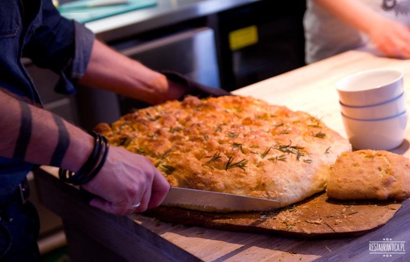 Dom restauracja domowy chleb