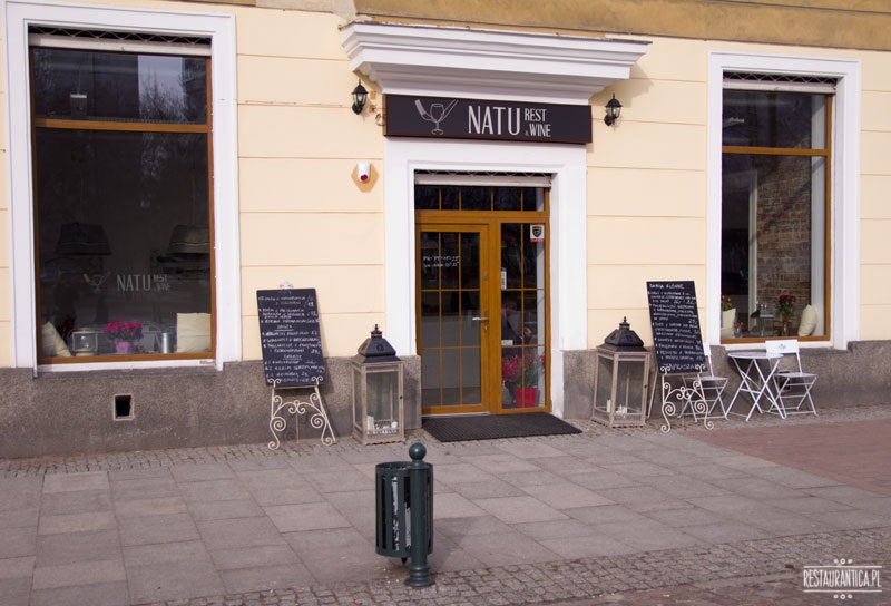 Natu Rest & Wine Chłodna