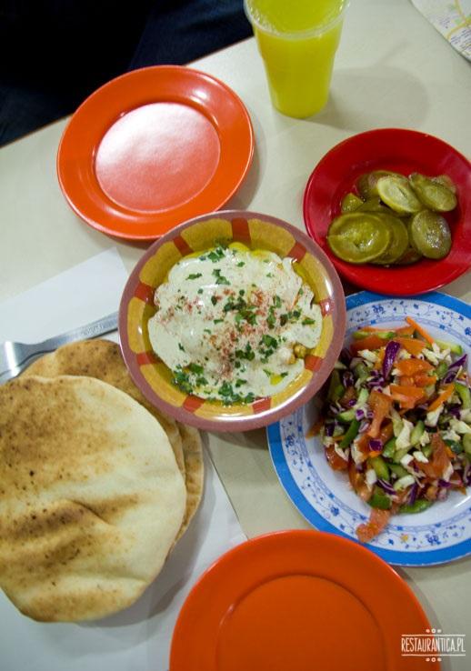 Abu-Shukri hummus Jerozolima