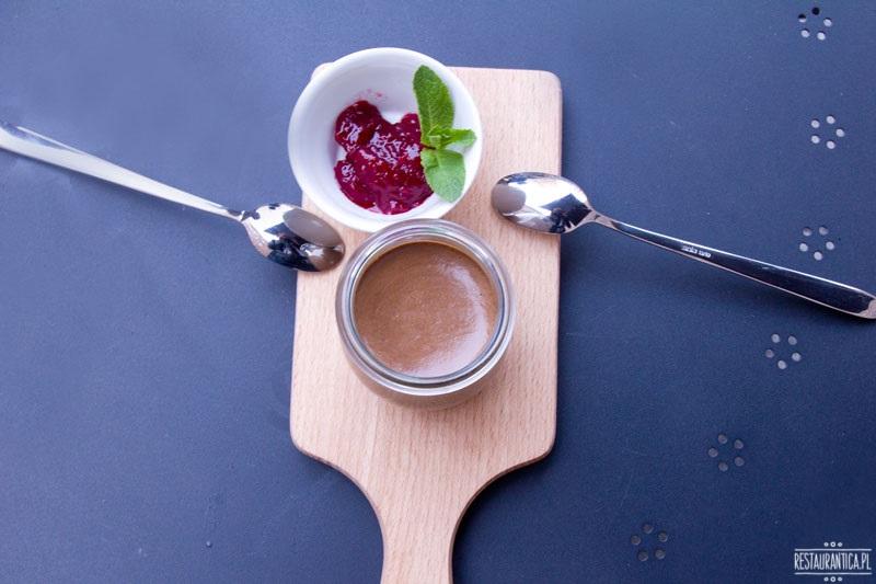 ArtBistro Stalowa 52 krem czekoladowy