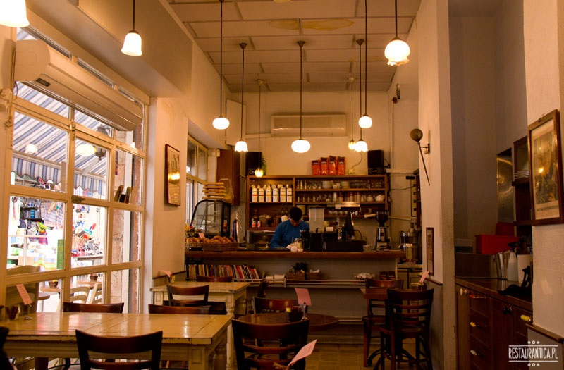 Cafe Mizrachi Jerozolima