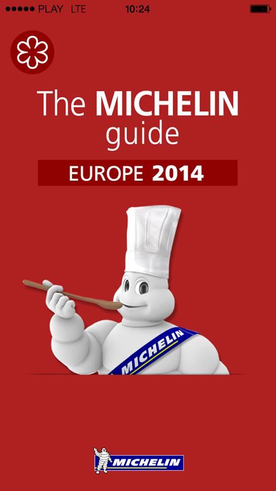 Michelin 2014 Atelier Amaro