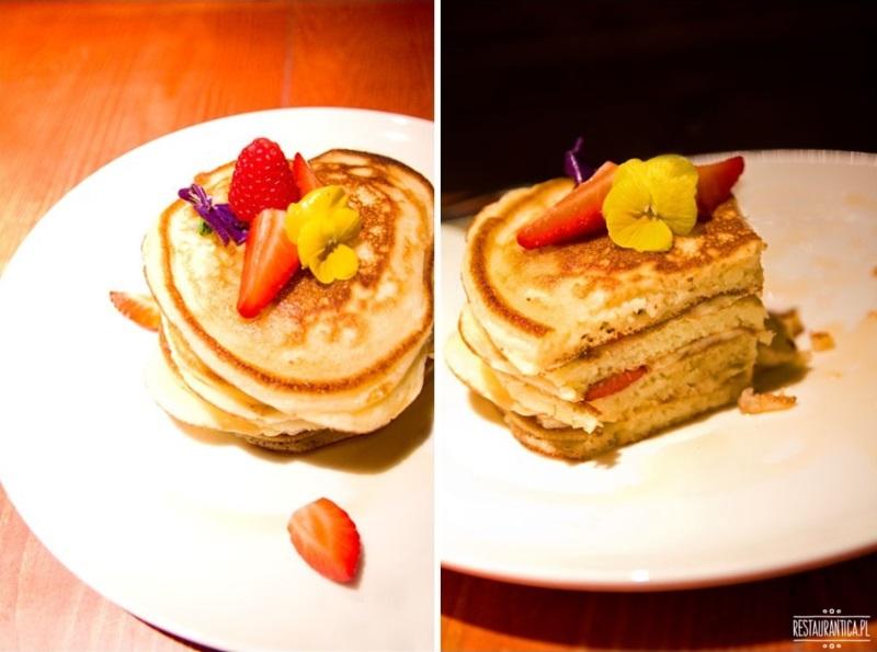 Brooklyn Restaurant Pancake