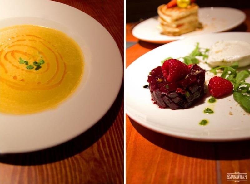 Brooklyn Restaurant jedzenie