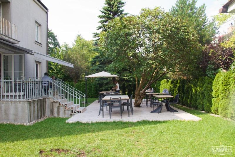 restauracja Dom ogród