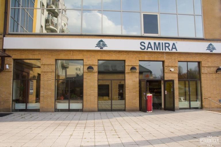 Samira w nowej lokalizacji