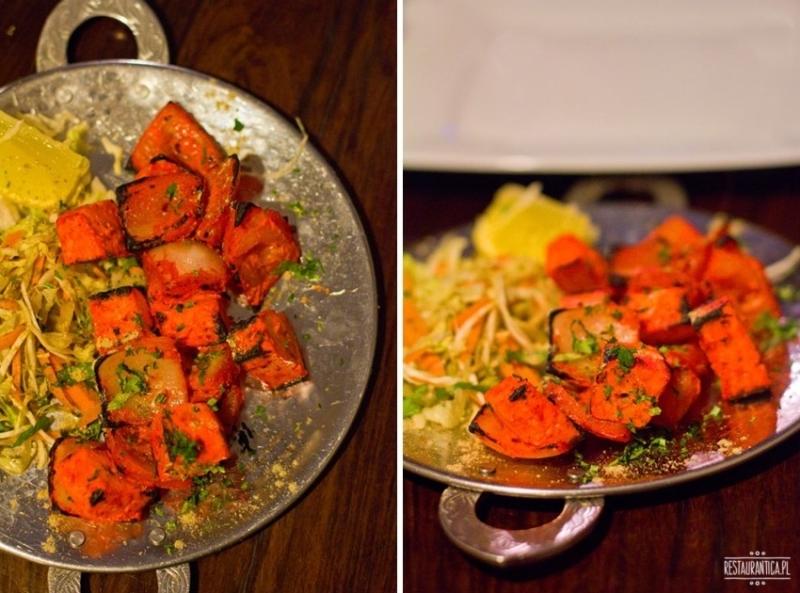 Curry House ser marynowany