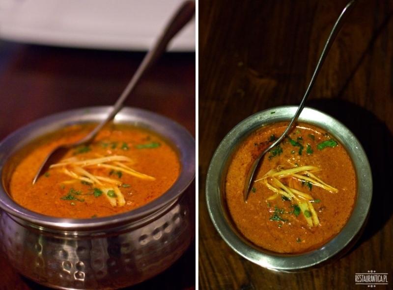 Curry House jagnięcina