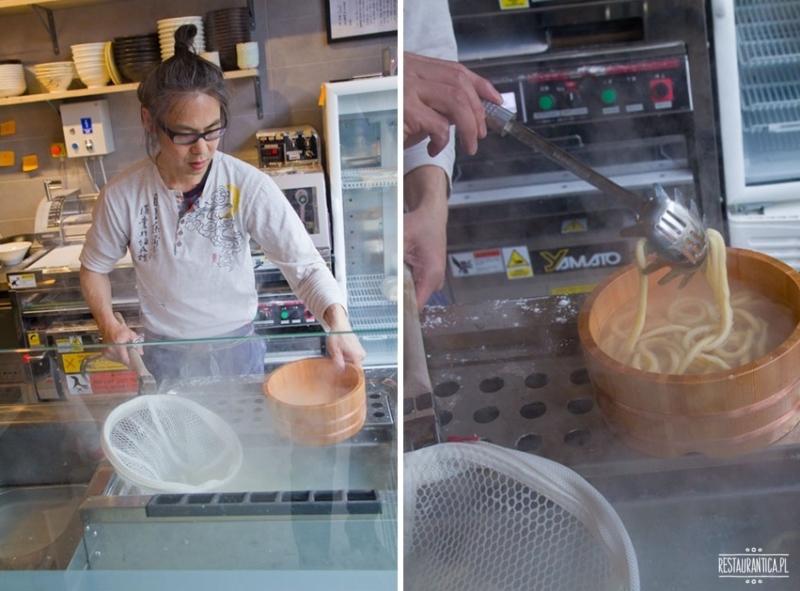 Uki Uki japoński szef kuchni