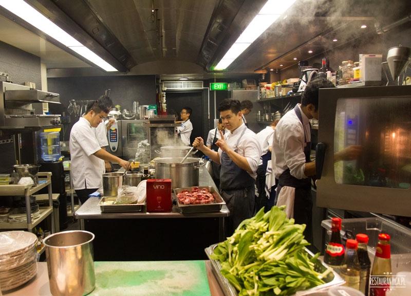 Restaurant Andre kuchnia