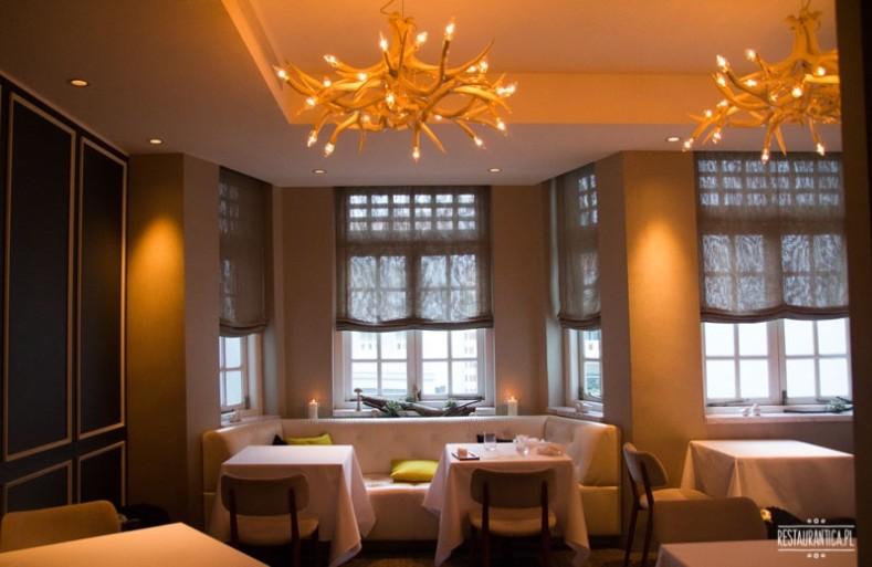 Restaurant Andre – Singapur