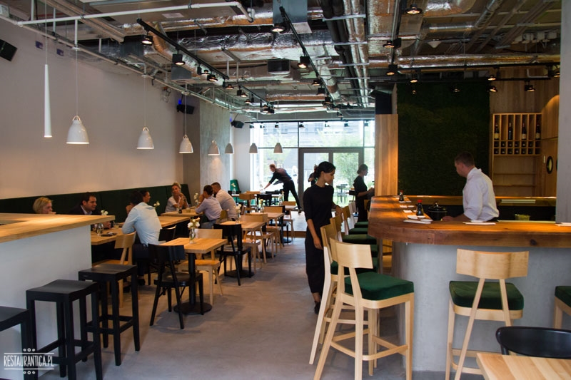 Shoku wnętrze bar