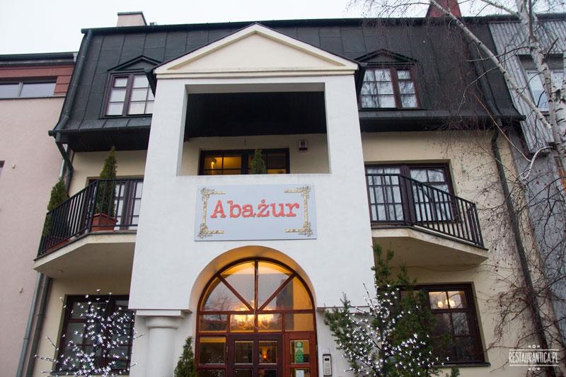 Abażur restauracja kuchenne rewolucje Magda Gessler