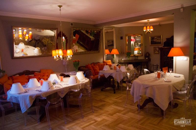 Abażur restauracja rewolucje Magdy Gessler