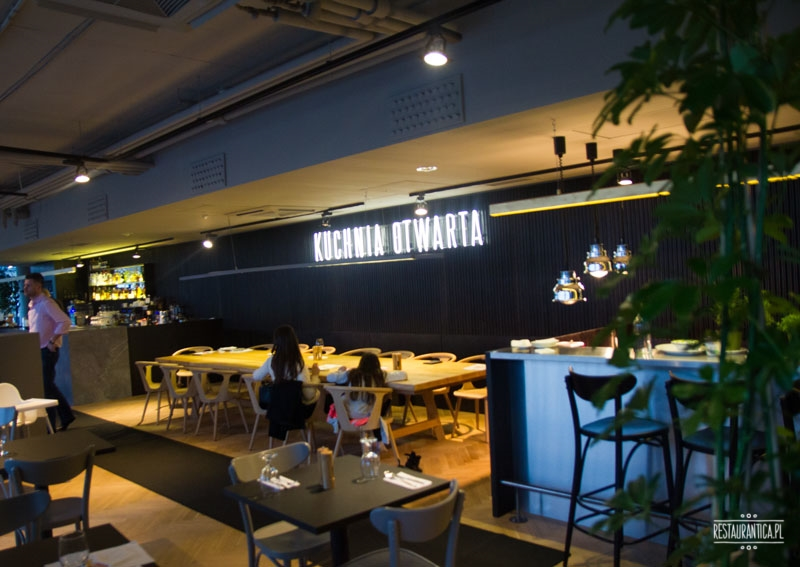 Kuchnia otwarta logo Wilanów