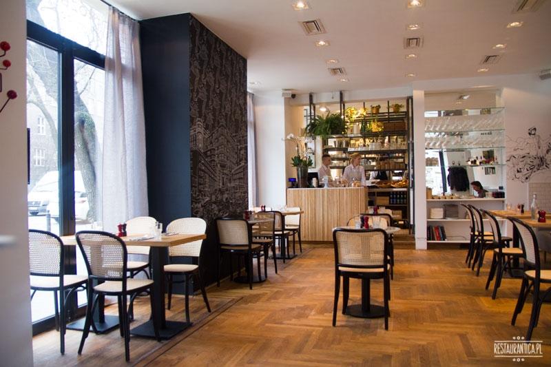 Rozbrat 20 Wine Bakery, piekarnia, winiarnia, Warszawa, wnętrze