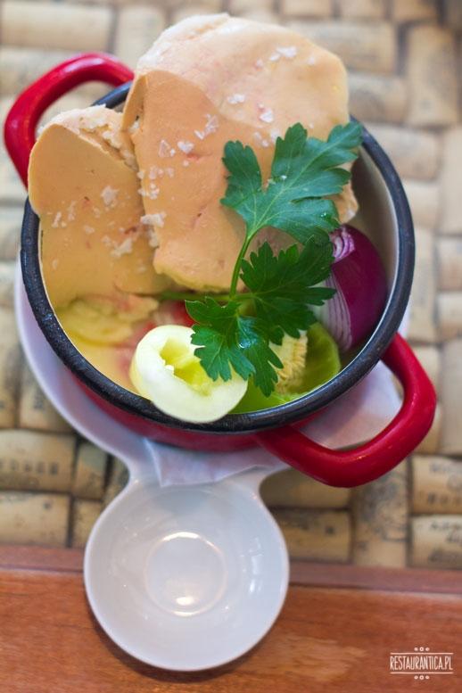 Bock Bisztro, foie gras, Budapeszt, restauracja