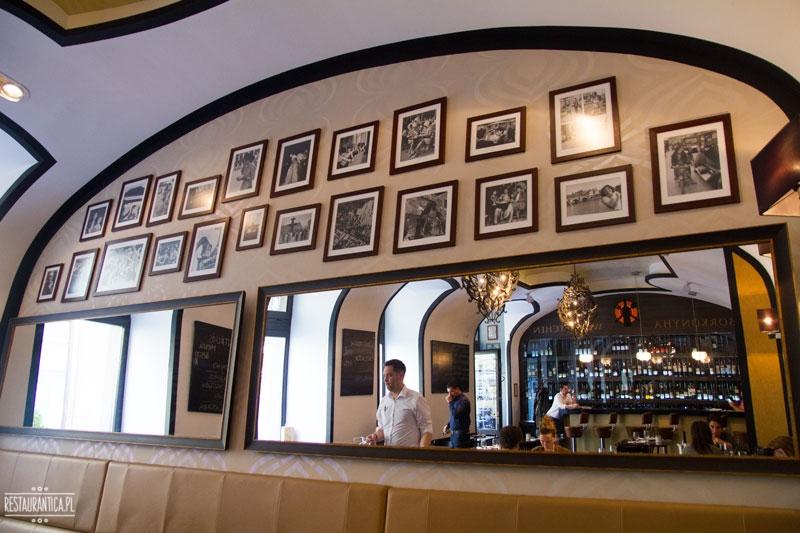 Borkonyha, Budapeszt, restauracja, lustro, gwiazdka Michelin, Michelin star