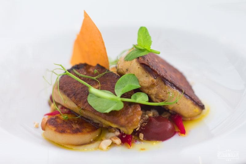 Borkonyha foie gras