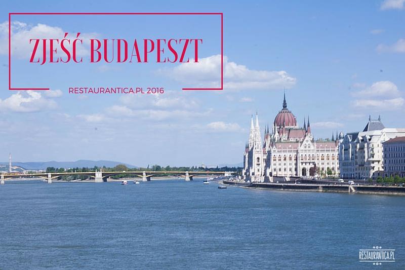 Zjeść Budapeszt