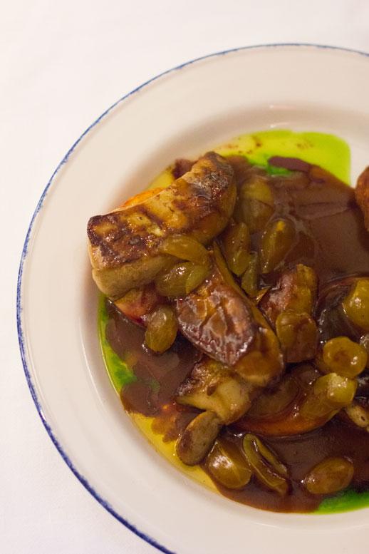 Rosenstein, Budapeszt, restauracja, foie gras
