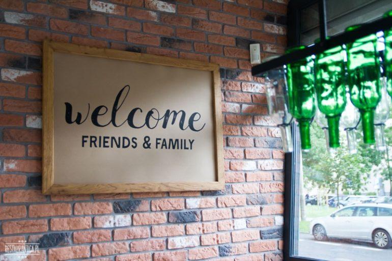 U Dziewczyn – welcome friends & family